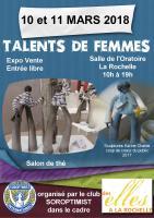 Talents de femmes La Rochelle , Valérie Bourdon Bout d'Choco