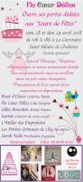 porte ouverte chez Flo Coeur Délice , Valérie Bourdon Bout d'Choco