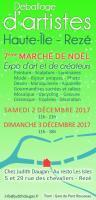 Déballage d'artistes , Valérie Bourdon Bout d'Choco