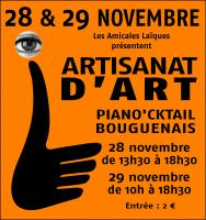 Salon d'Artisanat d'art Piano'cktail Bouguenais , Valérie Bourdon Bout d'Choco
